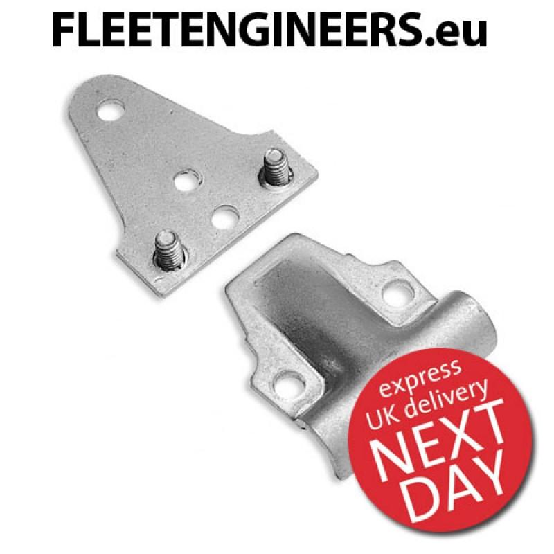Dry Freight Roller Shutter Door Bottom Roller Holder